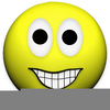 Animated Smiley Face Clipart Image
