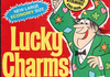 Lucky Charms Cereal Clipart Image