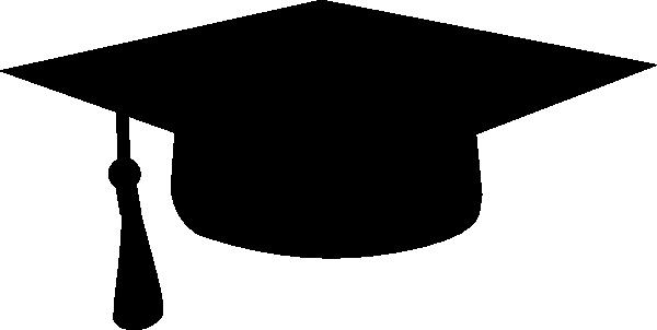 black mortarboard clip art at clker com vector clip art online rh clker com mortar board image clipart