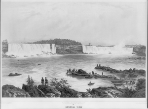 Niagara Falls General View Image