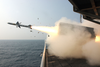 Uss Harry S. Truman - Missile Launch Image