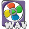 Filetype Movie Wav Icon Image