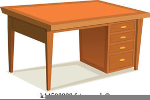 Free Desk Clipart Graphics Free Images At Clker Com