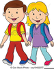 Free Clipart Of Middle School Students Image