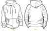 The -a Hoodie Image