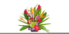 Free Clipart Of Flower Baskets Image