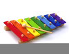 Clipart Pictures Of Xylophone Image