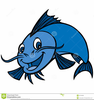 Catfish Dinner Clipart Image