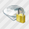 Icon Diamond Locked Image