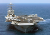 Uss Harry S Truman (cvn 75) Prepares To Engage In Flight Operations In Support Of Operation Iraqi Freedom Image
