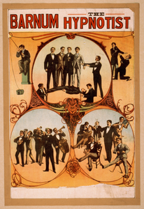 Barnum The Hypnotist Image