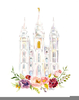 Lds Clipart Orlando Temple Image