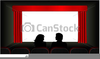 Theater Icons Clipart Image