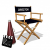 Director Chair Image