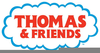 Thomas The Train And Friends Clipart Image