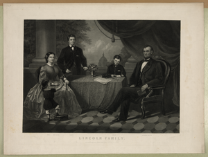 Lincoln Family Image