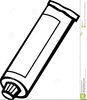 Free Clipart Toothpaste Tube Image