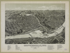Chippewa-falls, Wis. County-seat Of Chippewa-county. 1886. Population: 10,000 Image