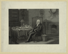Longfellow In His Study Image