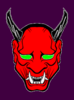 Red Devil Face Md Image