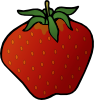 Strawberry 10 Clip Art