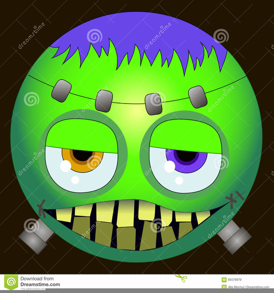 frankenstein clipart face all about clipart