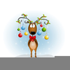 Tree Ornament Clipart Image
