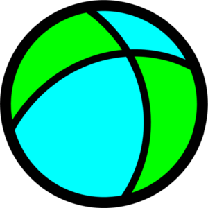 Large Ball Icon Image
