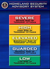 Homeland Security Advisory System Image