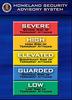 Homeland Security Advisory System Image