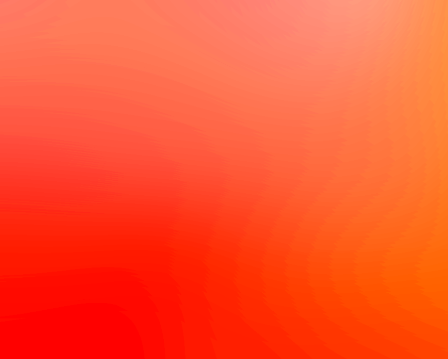 Pink And Orange Red Background Mixed Blur Android