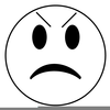 Free Clipart Of Grumpy Faces Image