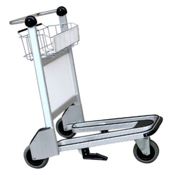 Airport Trolley | Free Images at Clker.com - vector clip art online ...