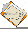 Reading Glasses Clipart Image
