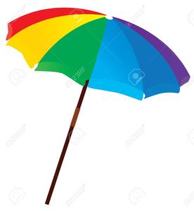 Clipart Parasol Plage Free Images At Clker Com Vector Clip Art Online Royalty Free Public Domain