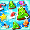 Christmas Cookie Icon Image