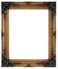 Romantic Picture Frame Border Image