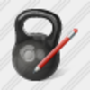 Icon Weight Edit Image