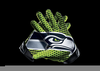 Seahawks Mittens Image