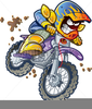 Clipart Dirt Bike Riders Image