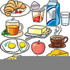 Free Vector Breakfast Clipart Image
