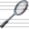 Badminton Racket Image