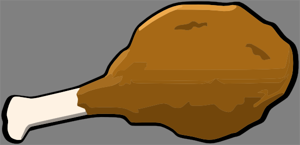 Fried chicken clip art - photo#24