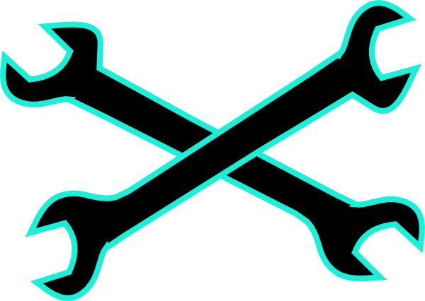 Open End Wrench Clip Art