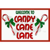 Small Candy Cane Clipart Image