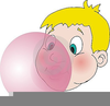 Free Clipart Chewing Gum Image