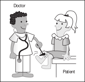 Doctor With Patient Clip Art