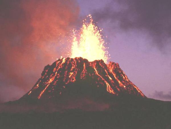 Volcano Hawaii Kilauea Puu Oo   Free Images at Clker.com