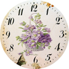 Clock Faces Clipart Image