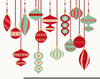 Free Christmas Ornament Clipart Images Image